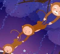 猴子捞月亮的故事及寓意