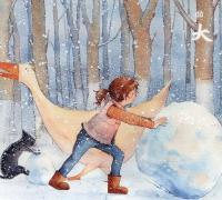 关于二十四节气,大雪节气的故事