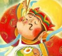 中国传统节日习俗小年吃什么