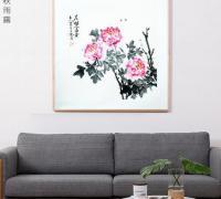花开富贵牡丹画图片