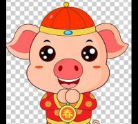 2019猪年新年贺词对联集锦