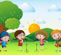 小学生班歌歌词励志