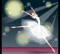 赞美舞蹈的唯美句子