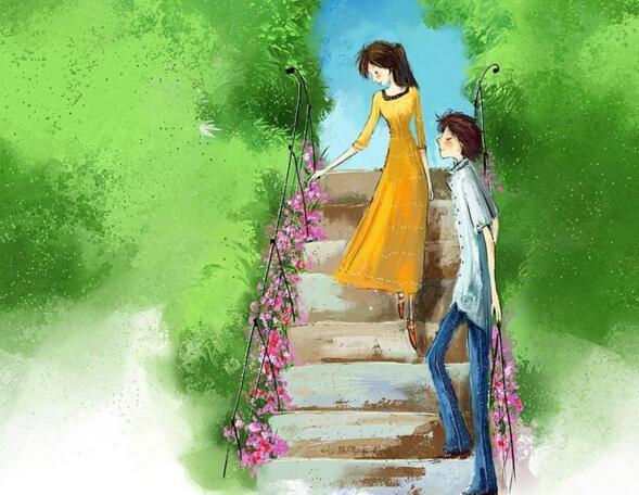关于浪漫爱情英语名言佳句