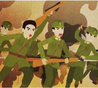 关于抗日战争的名言警句