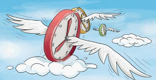 关于时间的名言警句英语,英语名言珍惜时间