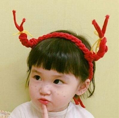 qq头像萌娃女生2018