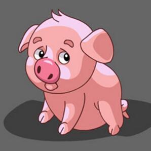 2019猪年微信最吉利的好看头像图片