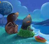 鼹鼠的月亮河读后感200字短篇