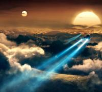 关于以太阳为题的范文,描写我心中的太阳作文