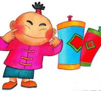 中国传统文化作文三年级写春节
