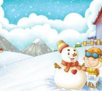 描写雪后的景色的作文