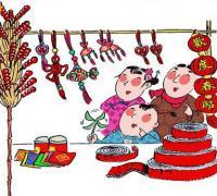 春节逛庙会作文500字左右