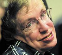 轮椅上的霍金我想对您说作文素材