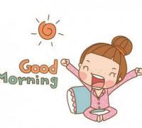 周一早上温馨问候语,星期一早上温馨对客户问候话语