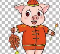 2019猪年新年祝福语4字集锦