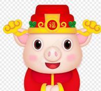 2019春节猪年贺词祝福语