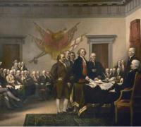 《独立宣言》经典句子中英文