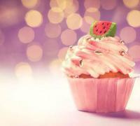 吃甜品的文艺的心情语录